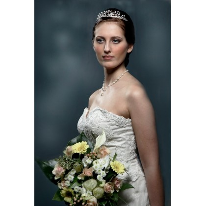 Brudebuket - Rokoko